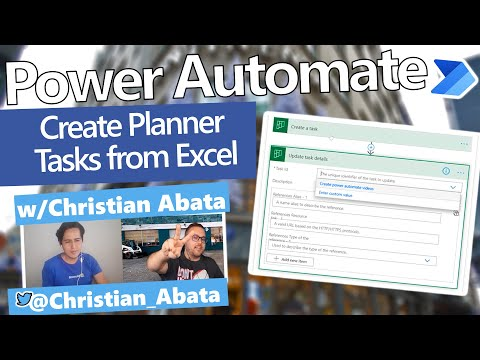 Power Automate and Planner